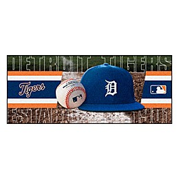 MLB Detroit Tigers Baseball Bat Runner
