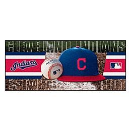 MLB Cleveland Indians Baseball Bat Runner