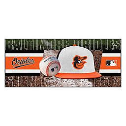 MLB Baltimore Orioles Baseball Bat Runner