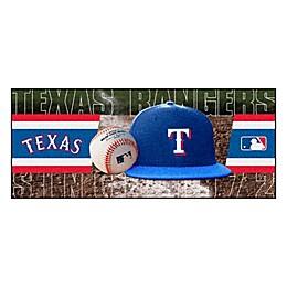 MLB Texas Rangers Baseball Bat Runner