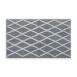 Fashion Lattice Bath Rug