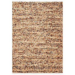 KAS Cortico 7-Foot 6-Inch x 9-Foot 6-Inch Indoor Rug - Coffee