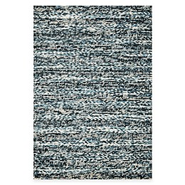 KAS Cortico Blue Hand Woven Rug