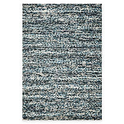 KAS Cortico 5-Foot x 7-Foot Indoor Rug - Blue
