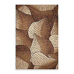 KAS Horizon Beige Fauna Indoor/Outdoor Rugs