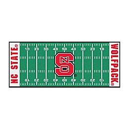 North Carolina State University Football Field 72\