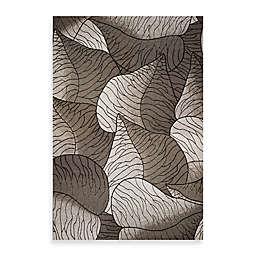 KAS Horizon Silver Fauna Indoor/Outdoor Floor Mat