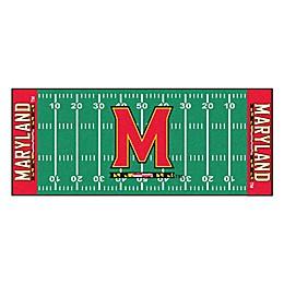 University of Maryland Football Field 72\