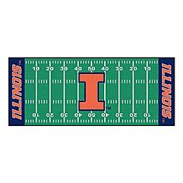 University of Illinois Football Field 72\
