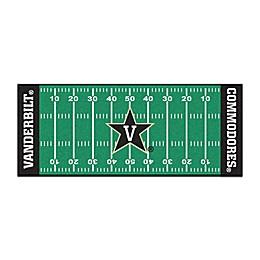 Vanderbilt University Football Field 72\