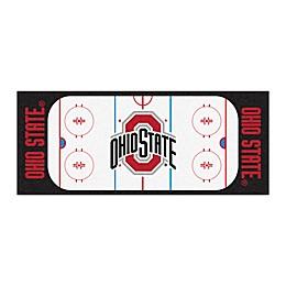 Ohio State University Hockey Rink Carpeted Runner Mat