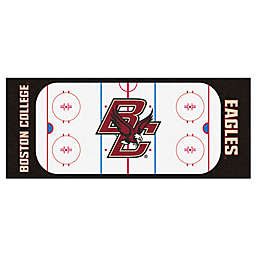 Boston College Hockey Rink Carpeted Runner Mat