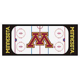 University of Minnesota Hockey Rink Carpeted Runner Mat