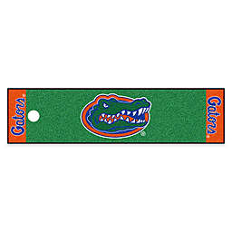 University of Florida 6-Foot Putting Green with Ball Cup Back-Stop