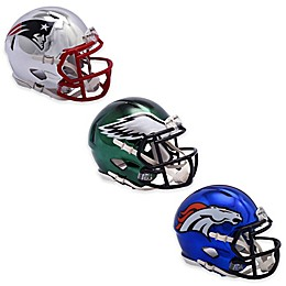 Riddell® NFL Chrome Series Speed Mini Football Helmet Collection