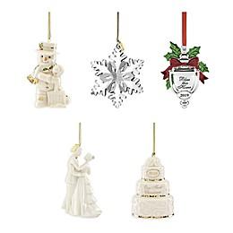 Lenox® Christmas Tree Ornament Collection