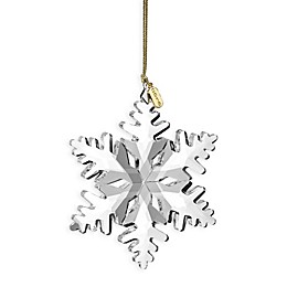 Lenox® 2019 Optic Snowflake Ornament
