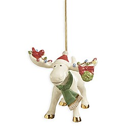 Lenox® 2019 Under the Miseltoe with Marcel Christmas Ornament