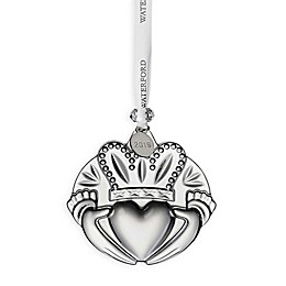 Waterford® 2019 Annual 3-Inch Claddagh Christmas Ornament