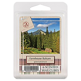 AmbiEscents™ Farmhouse Balsam Scented Wax Cubes