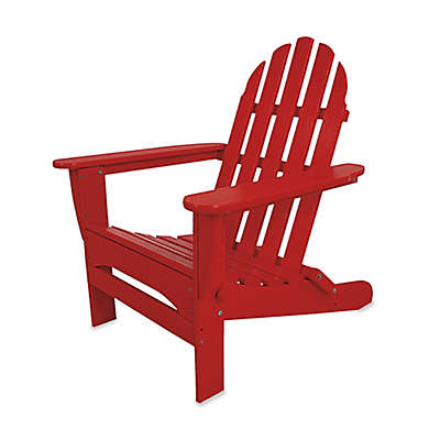 POLYWOOD® Folding Adirondack Chair