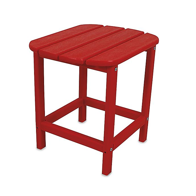 Alternate image 1 for POLYWOOD® Folding Adirondack Side Table