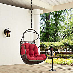 Modway Landscape Outdoor Arbor Swing Chair