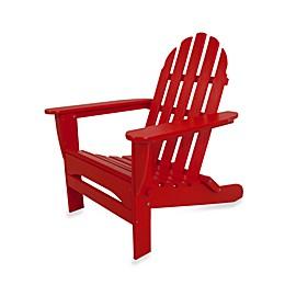 POLYWOOD® Folding Adirondack Chair