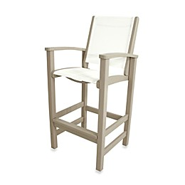 POLYWOOD® Coastal Bar Chair