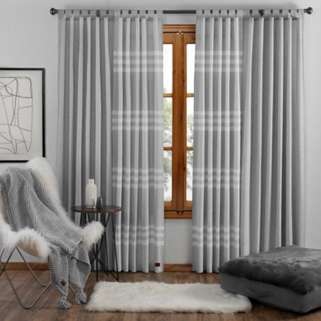 Ugg 174 Riley Window Curtain Panels Bed Bath Amp Beyond