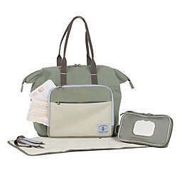 Humble-Bee™ Boundless Charm Convertible Backpack Diaper Bag in Olive/Dusk