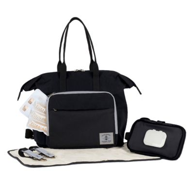 Humble bee Humble Bee™ Boundless Charm Convertible Backpack Diaper Bag in Onyx from buybuy BABY | Daily Mail