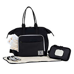 Humble-Bee™ Boundless Charm Convertible Backpack Diaper Bag in Onyx