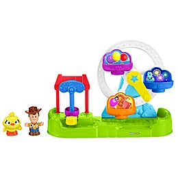 Fisher Price® Pixar® Toy Story 4 Little People® Ferris Wheel Play Set