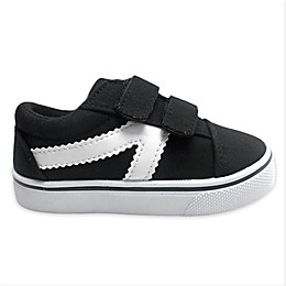Boy's Casual Strap Shoes in Black