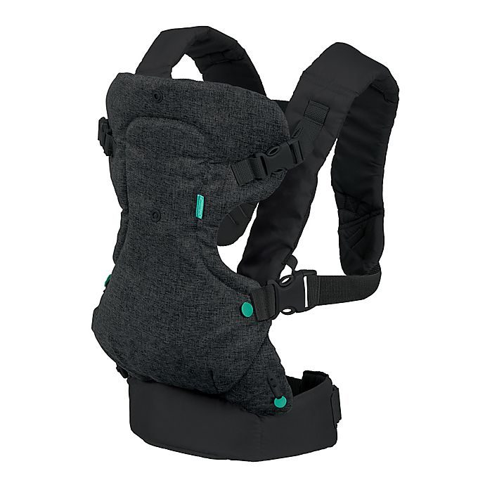 Alternate image 1 for Infantino® Flip 4-in-1 Convertible Carrier in Black
