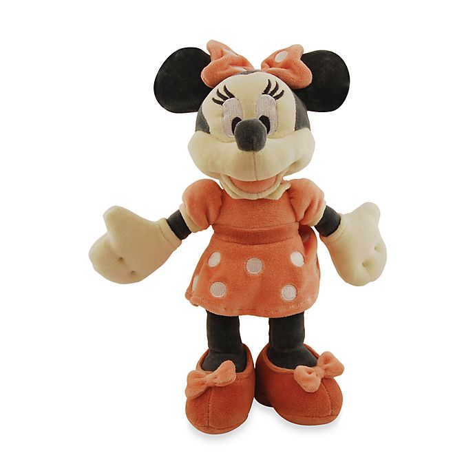 Disney Baby By Miyim Minnie Mouse Plush Toy Bed Bath Beyond