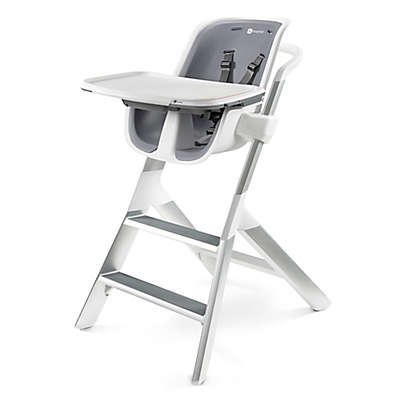4moms® High Chair in White/Grey