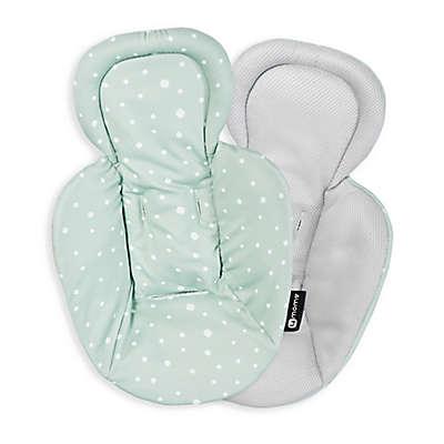 4moms® Newborn Reversible Insert in Dark Grey/Aqua