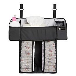 4moms® breeze® Diaper Storage Caddy in Black