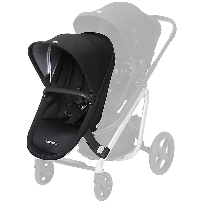 Alternate image 1 for Maxi-Cosi® Lila Duo Seat Accessory Kit in Nomad Black