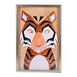 Marmalade™ Vibrant Tiger 16-Inch x 24-Inch Shadow Box Wall Art