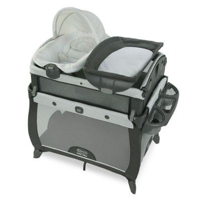 Graco 174 Pack N Play Newborn 2 Toddler Playard In Wit