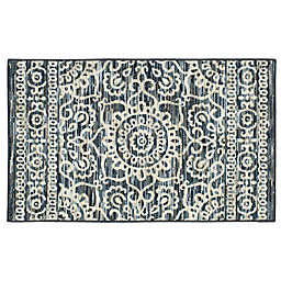 Mohawk Home Richmond Medallion Washable Rug