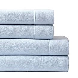 Morgan Home Ultra Plush Fleece Solid Sheet Set