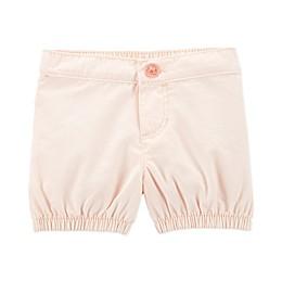 OshKosh B'gosh® Ruffle Butt Bubble Short in Pink