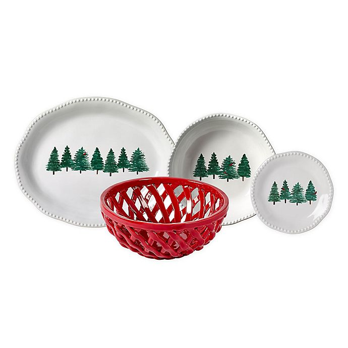 Alternate image 1 for Modern Farmhouse Home™ Christmas Serveware Collection