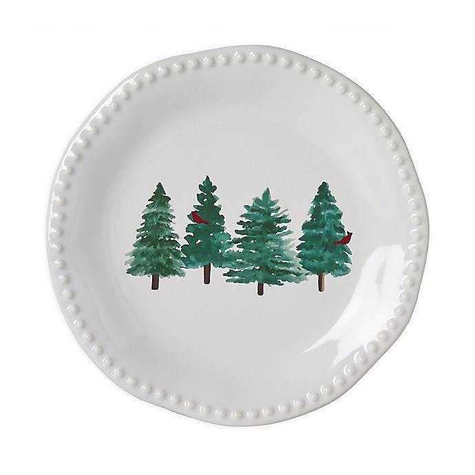 Alternate image 1 for Modern Farmhouse Home™ Christmas Salad Plates (Set of 4)