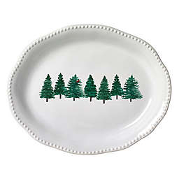 Modern Farmhouse Home™ Christmas 18-Inch Oval Platter