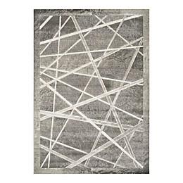 Alinda Area Rug in Grey